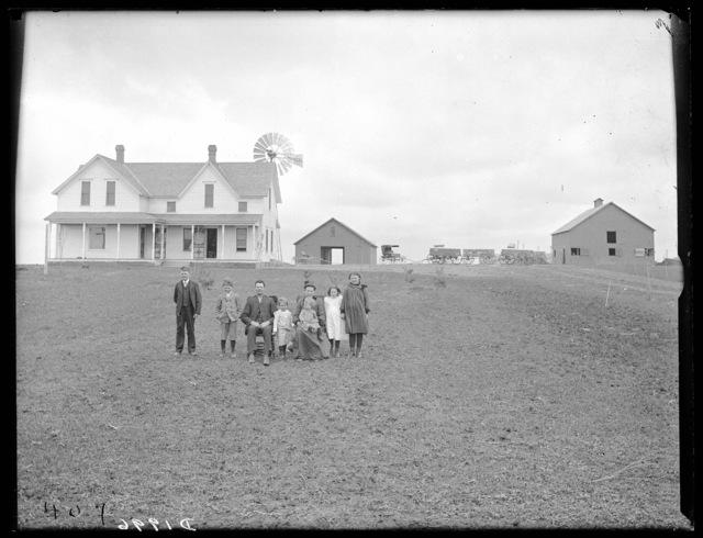 Benjamin Cox, Table (Cliff Table), Custer County, Nebraska.
