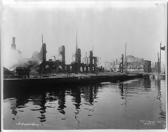 Buchanans Wharf