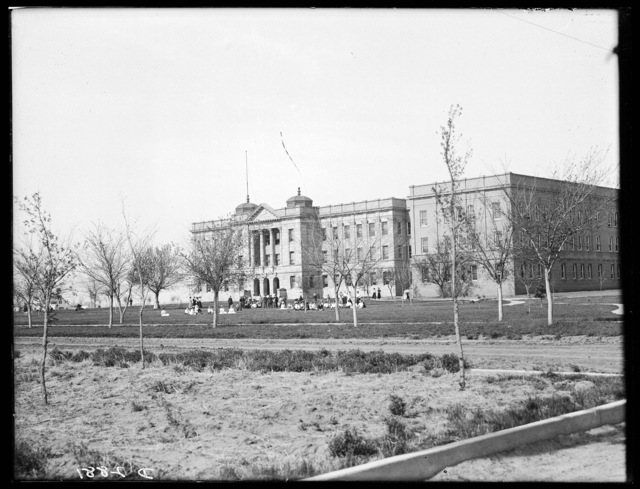 Campus of the  State Normal School , Kearney, Nebraska
