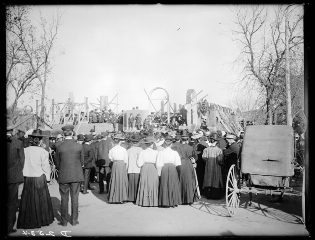 Dedication of the Episcopal Church, Kearney, Buffalo County, Nebraska