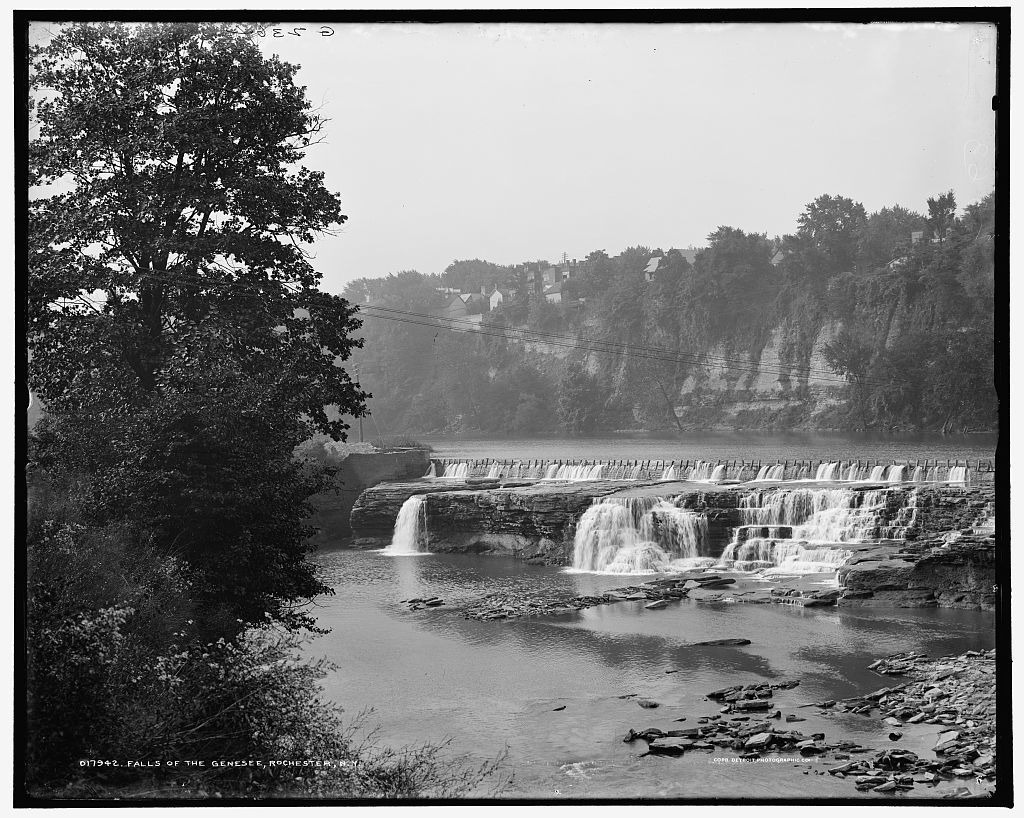 Falls of the Genesee, Rochester, N.Y.