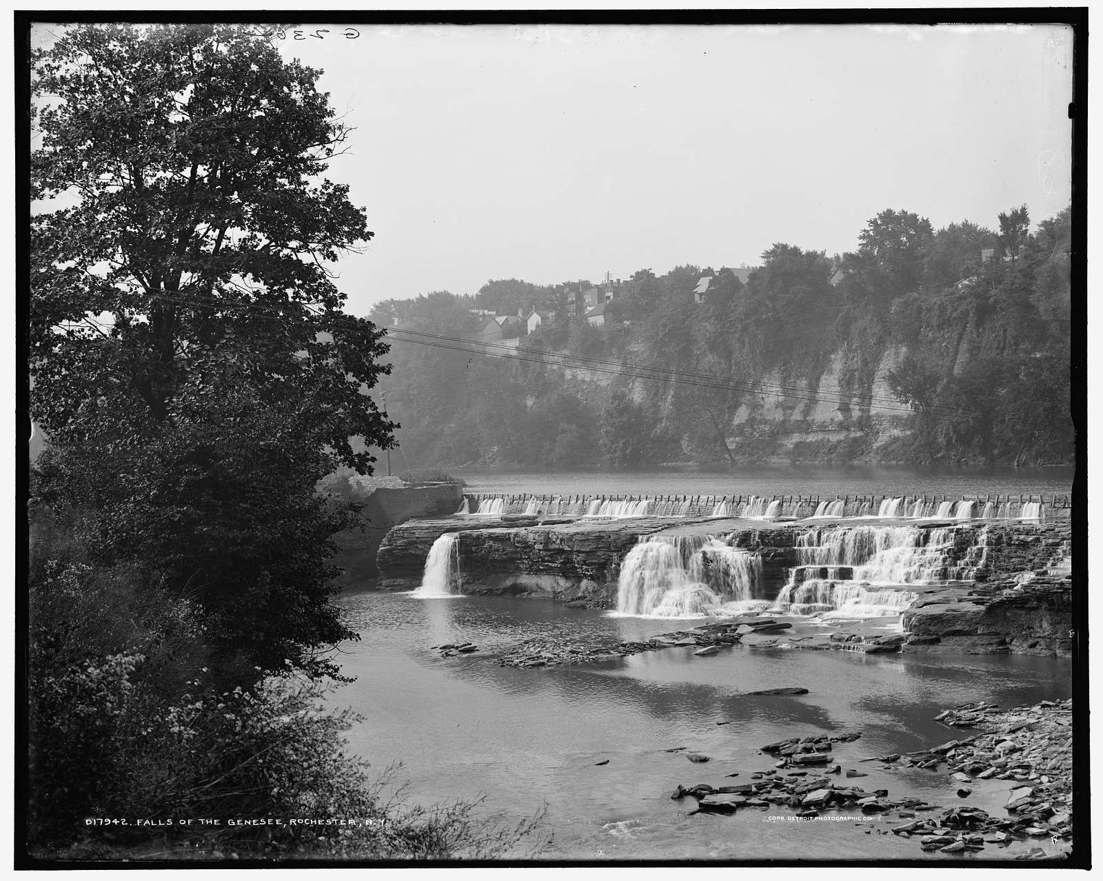 Falls of the Genesee, Rochester, N.Y