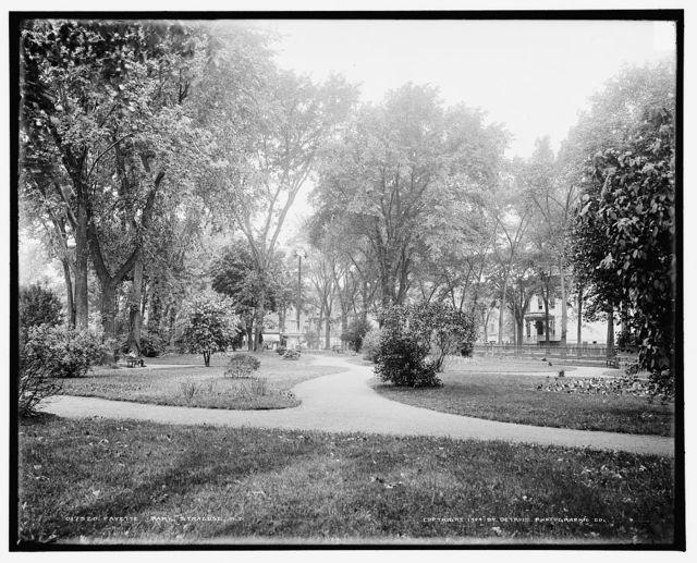Fayette Park, Syracuse, N.Y.