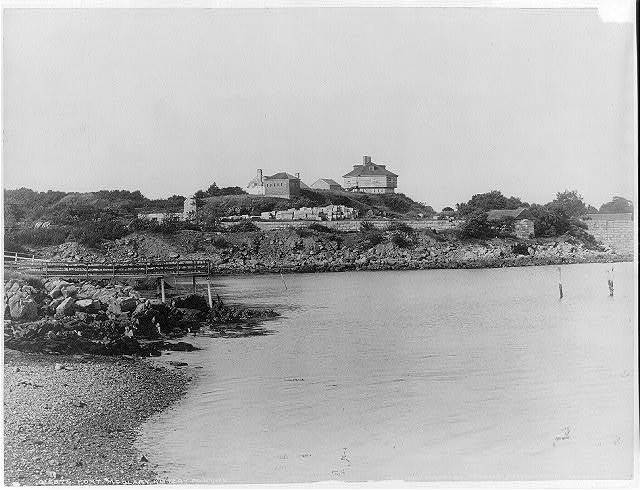 [Fort McClary, Kittery Point, Maine]