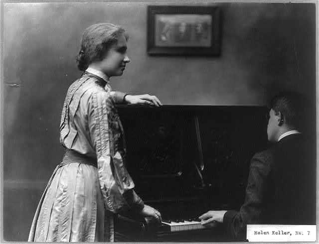 Helen Keller, 1880-1968