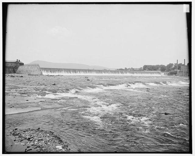 Holyoke dam, Holyoke, Mass.
