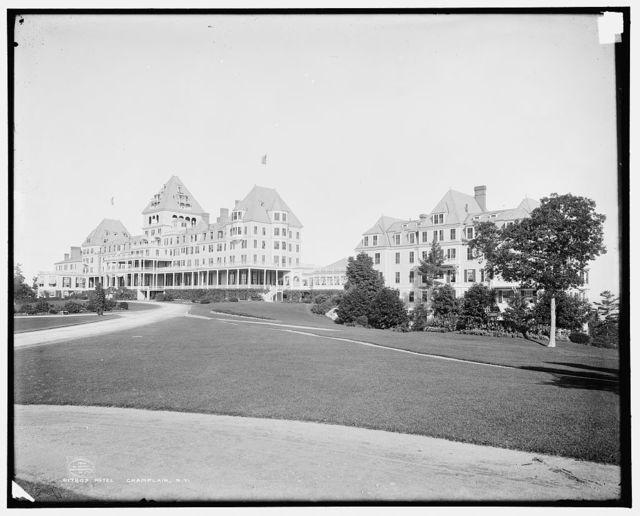 Hotel Champlain, N.Y.