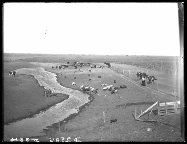 J.C. Overfield ranch, Overton, Dawson County, Nebraska