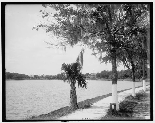 [Lake Lucerne, Orlando, Florida]