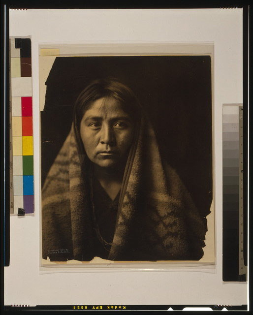 Navaho matron