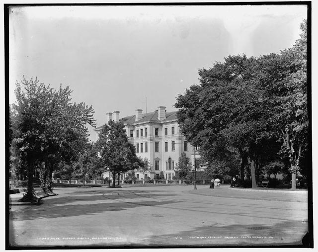 Near Dupont Circle, Washington, D.C.