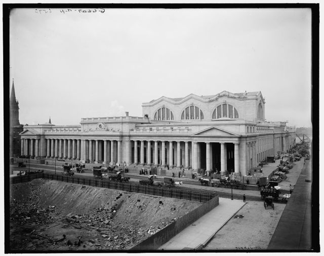 New Pennsylvania Station, New York, N.Y.