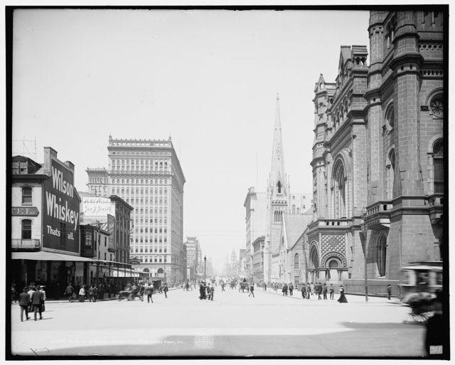 North Broad Street, Philadelphia, Pa.