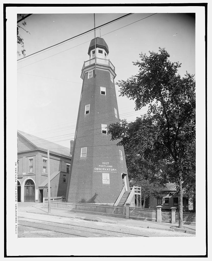 Observatory, Munjoy Hill, Portland, Me.
