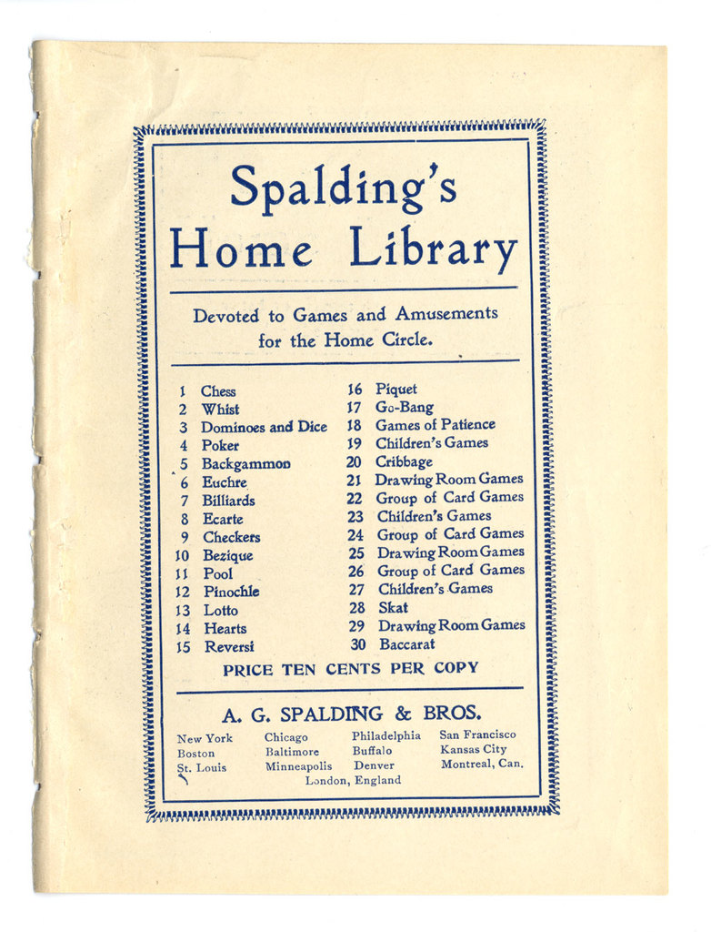 Official indoor base ball guide containing the constitution, 1904