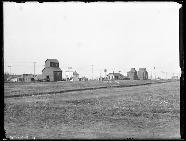 Omaha Elevator Company, Overton, Nebraska