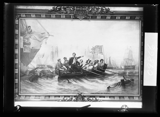 [Perry's Victory, Lake Erie, U.S. Capitol]