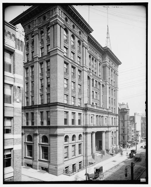 Philadelphia Bourse, Philadelphia, Pa.