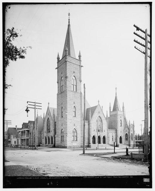 Presbyterian church, Jacksonville, Fla.