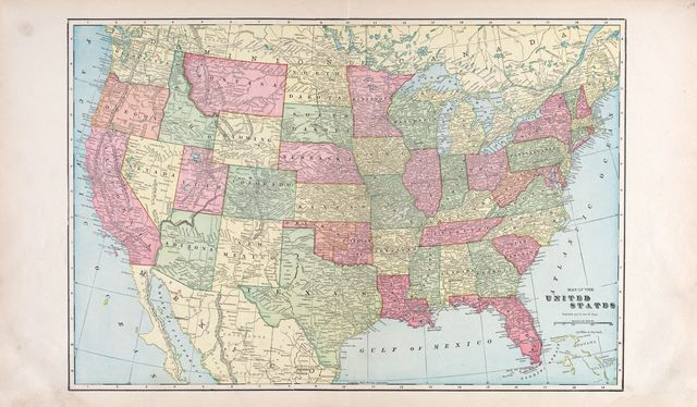 Standard atlas of Rooks County, Kansas : including a plat book of the villages, cities and townships of the county, map of the state, United States and world, patrons directory, reference business directory and departments devoted to general information, analysis of the system of U.S. land surveys, digest of the system of civil government, etc. etc. /