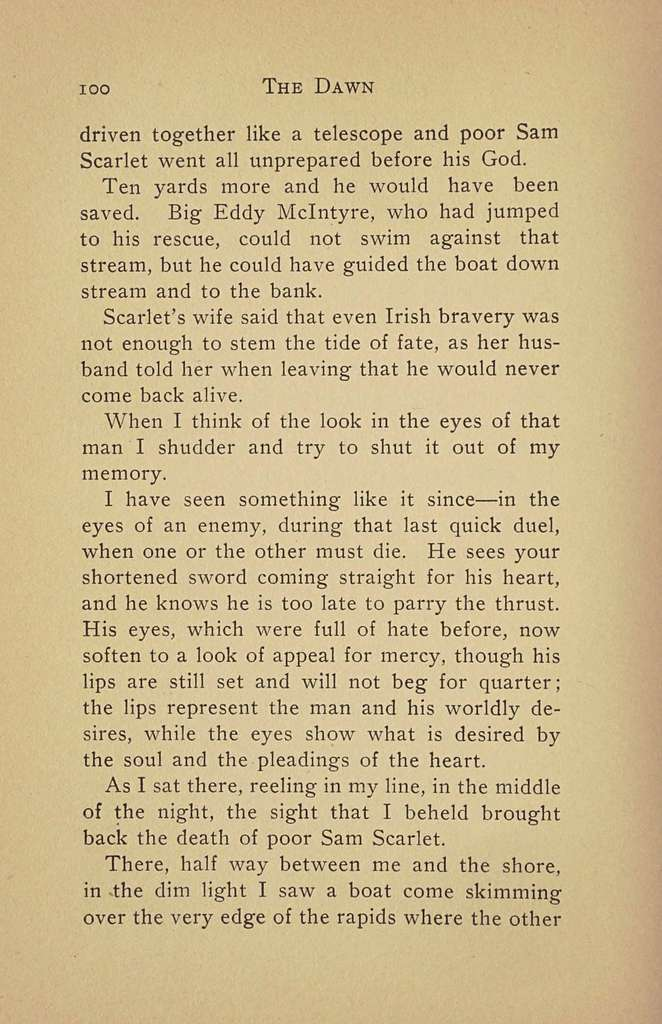 The dawn, or, The story of a British army officer in Ireland, England, Africa and America