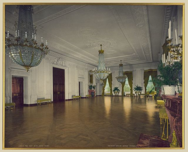 The East Room, White House