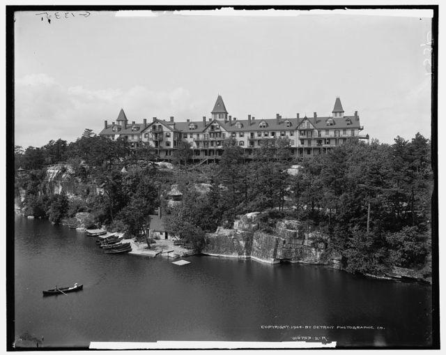 The Wildmere House, Lake Minnewaska, N.Y.