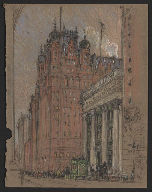 [Waldorf Astoria Hotel, Thirty-Fourth Street and Fifth Avenue]