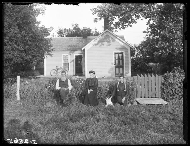 W.W. Stookey house, Lexington, Nebraska.