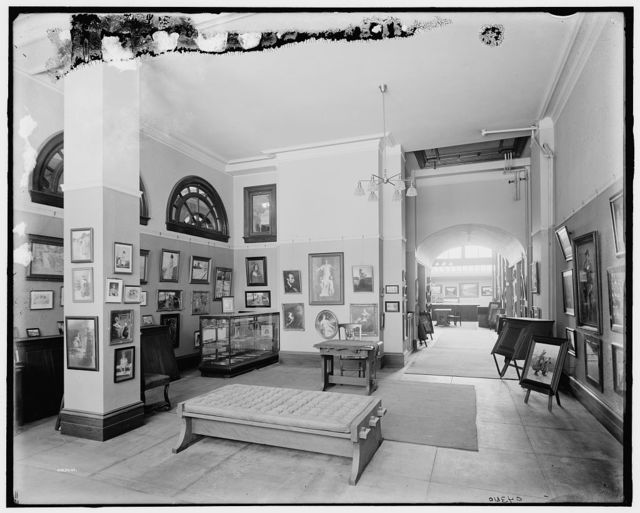 [15 West Thirty-eighth Street, front room, New York City]