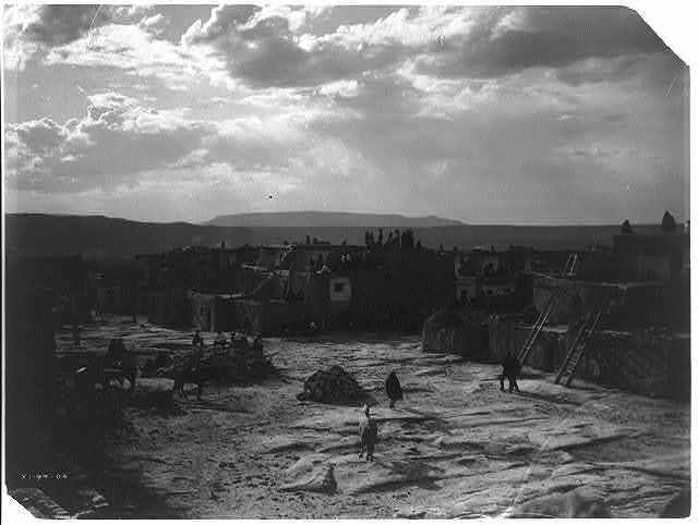 A feast day at Acoma