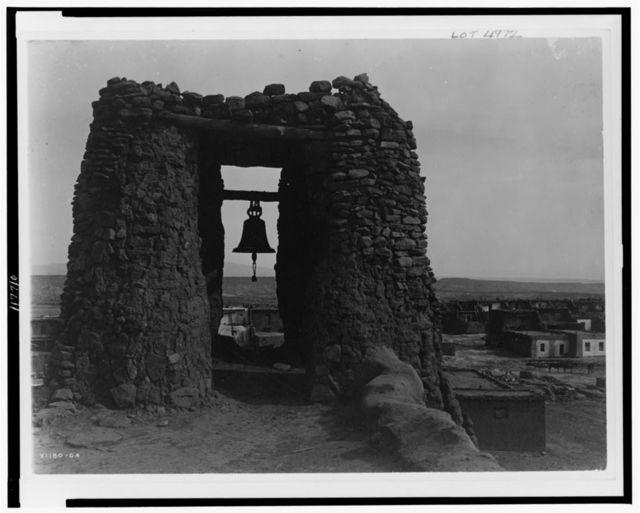 Acoma belfry