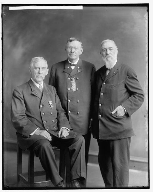 ADAMS, DR. JOHN. ADJ. GEN. & GRP.