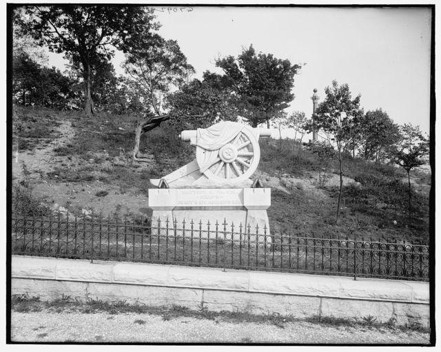 [Battery E, Pennsylvania volunteers, Orchard Knob, Chattanooga, Tenn.]