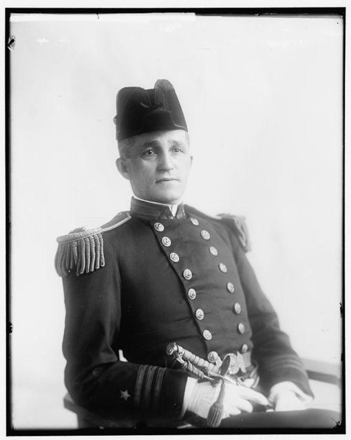 Beatty, Capt. F.E.