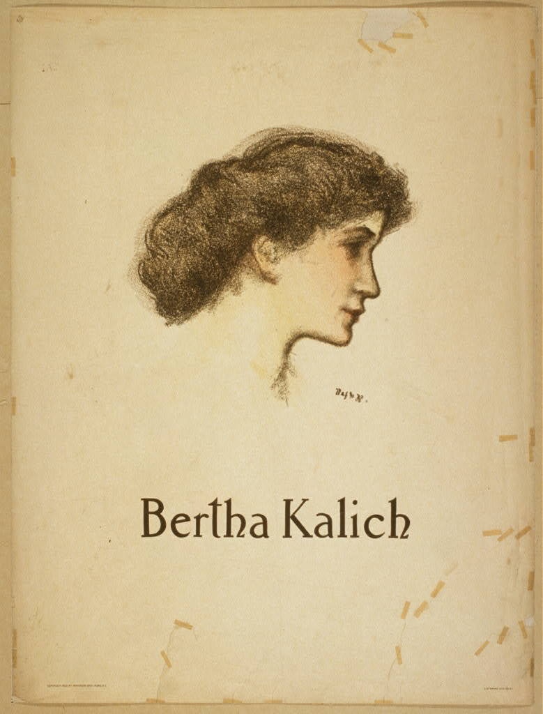 Watch Bertha Kalich video