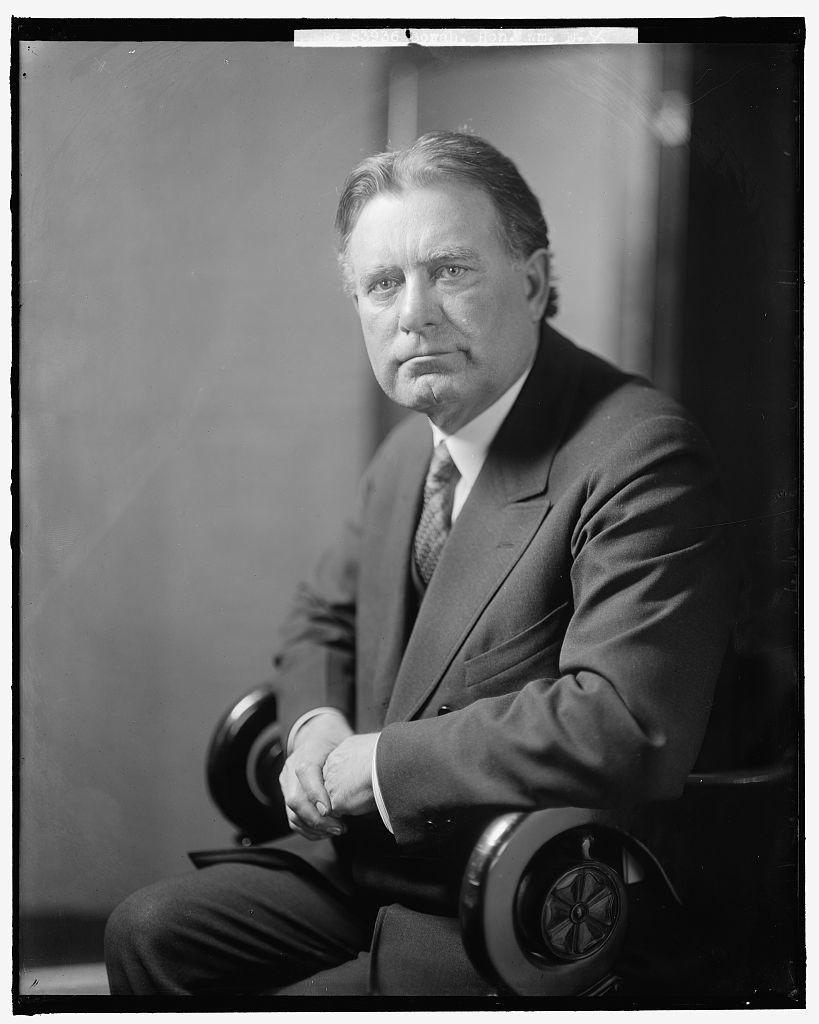BORAH, WILLIAM E. HONORABLE