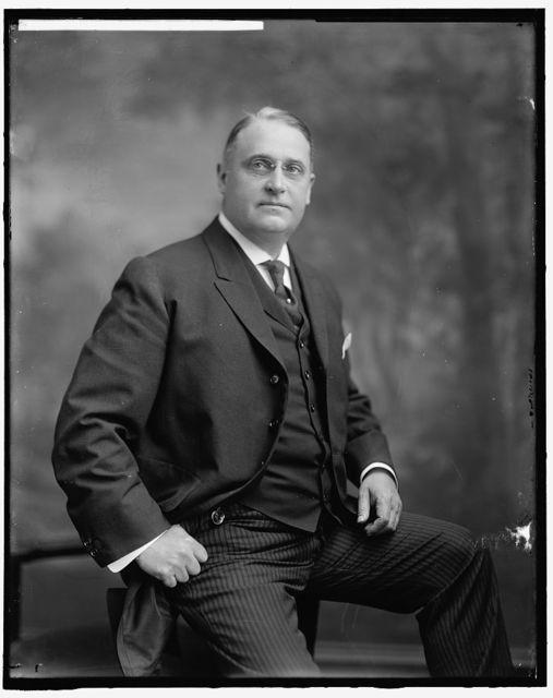 BRANDEGEE, F.B. SENATOR