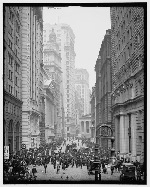[Broad Street, New York City]