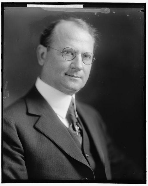 BROUSSARD, EDWIN S. SENATOR