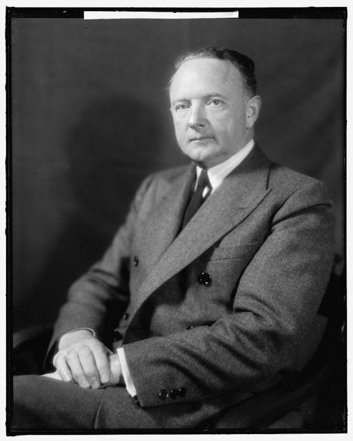 BYRD, HARRY F. GOVERNOR