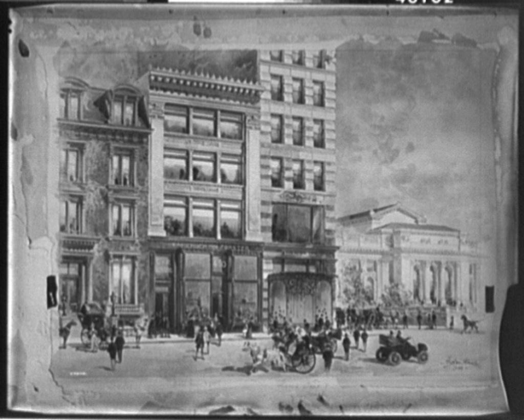 Camerden & Foster Bldg., New York City