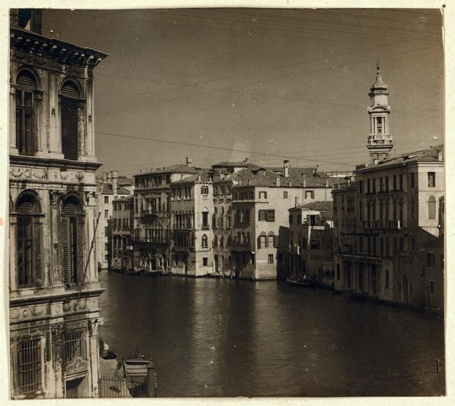 Canale Grande. Venet︠s︡īi︠a︡