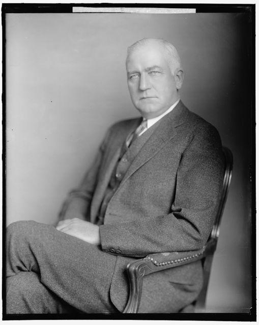CAREY, ROBERT D. SENATOR