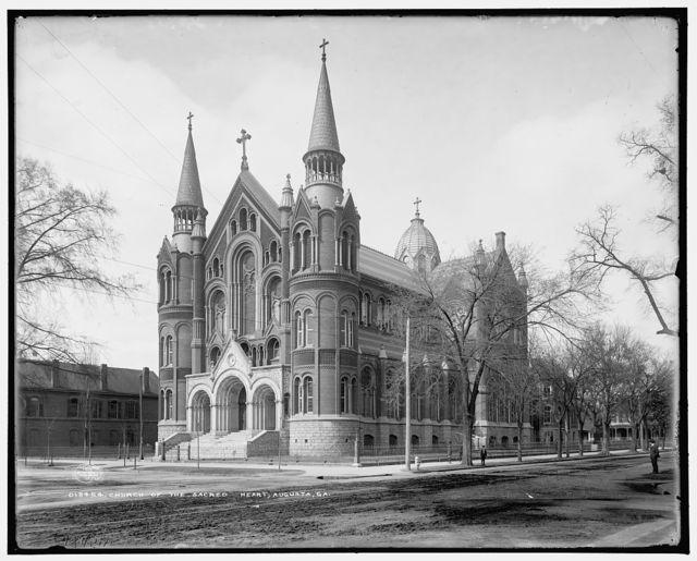 Church of the Sacred Heart, Augusta, Ga.