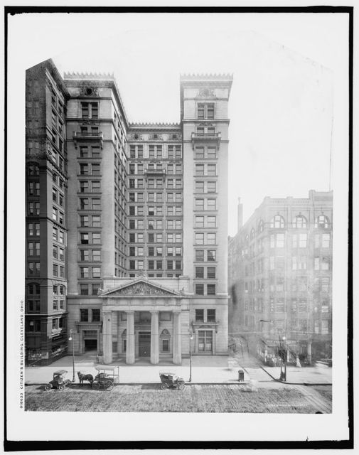 Citizens [Savings and Trust Company] Building, Cleveland, Ohio