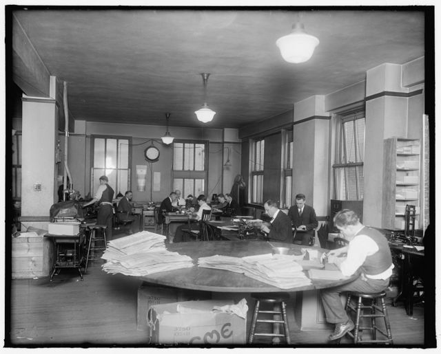 CONSOLIDATED PRESS ASSOCIATION
