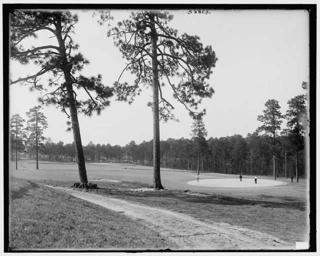 [Country club grounds, Augusta, Georgia]