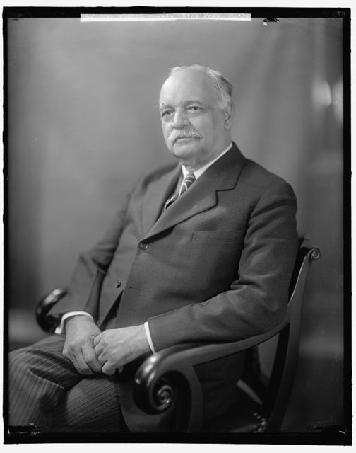 CURTIS, CHARLES. VICE PRESIDENT