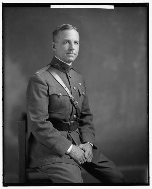 DeARMOND, E.H., LT. COLONEL